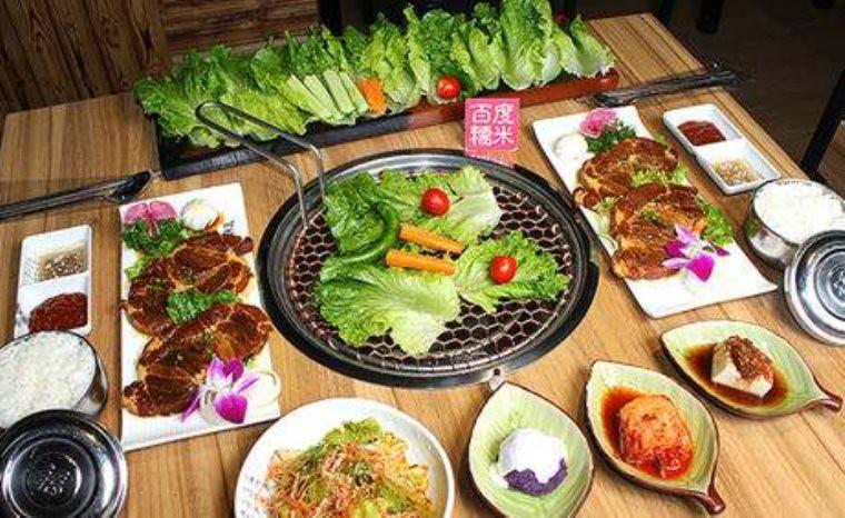 青瓦台韩式纸上烤肉