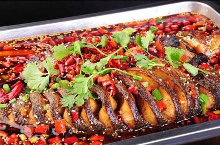 态美味烤鱼
