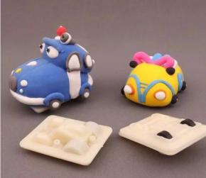 宝拉益智手工乐园创意创业项目介绍:粘土DIY
