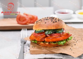 加盟大头儿子的汉堡店加盟有哪些优势和支持?