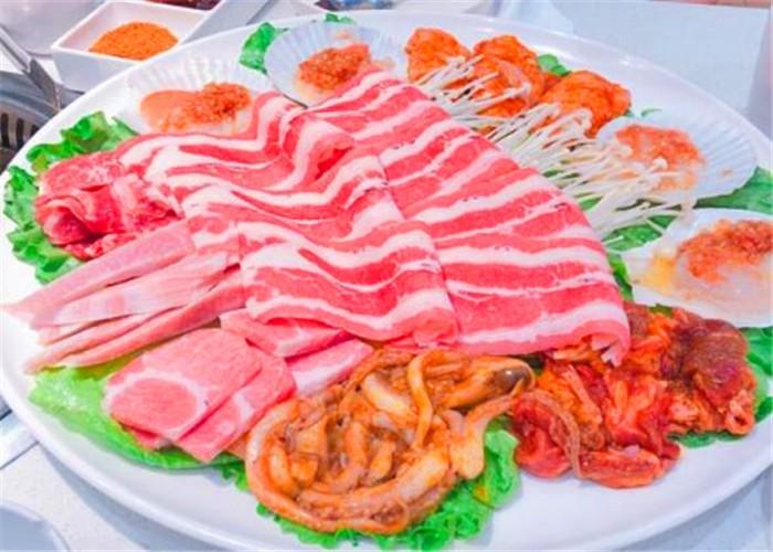 韩江川烤肉加盟