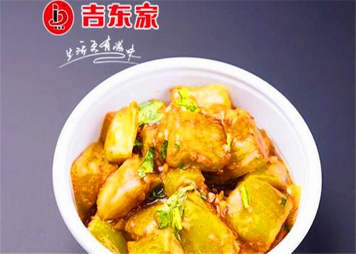 吉东家炝锅卤肉饭加盟