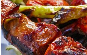 土耳其烤肉,拥有纯正的烤肉美味
