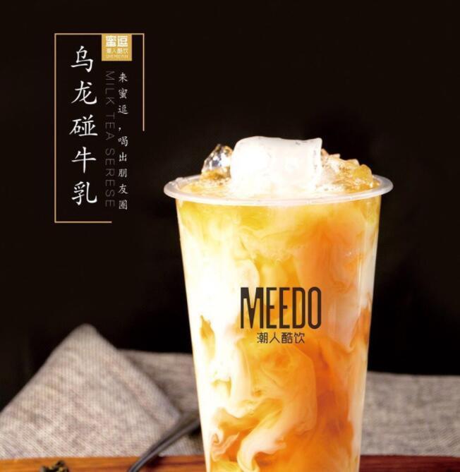蜜逗奶茶甜品加盟