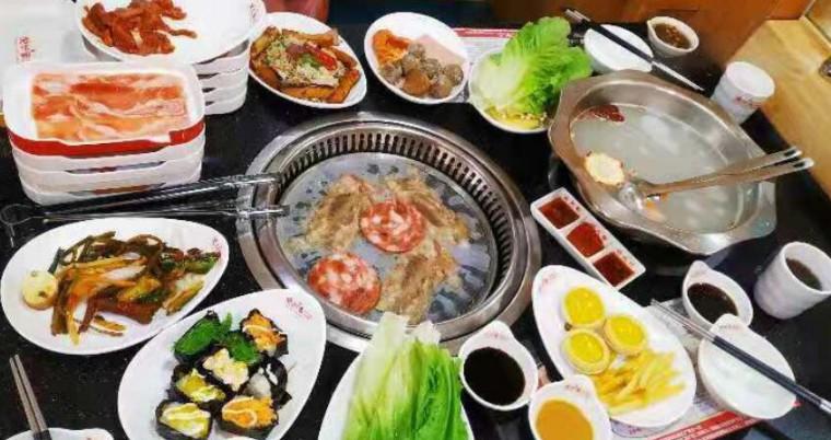 爱尚客韩式烤肉加盟