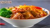 吉东家炝锅卤肉饭